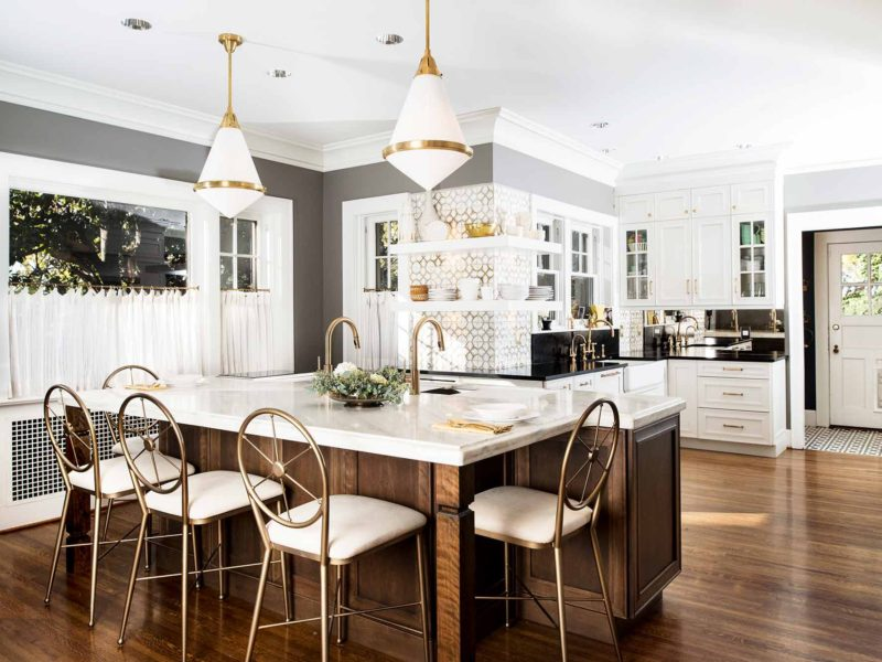 Historically Classy 2 beautiful kitchen